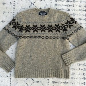 Abercrombie & Fitch  Pullover Sweater Sweatshirt M
